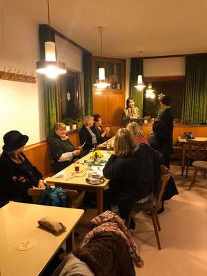 Frauen-Union Puschendorf: Jahreshauptversammlung