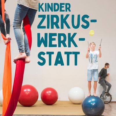 Kinder-Zirkus-Werkstatt