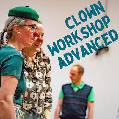 Clown-Workshop Advanced