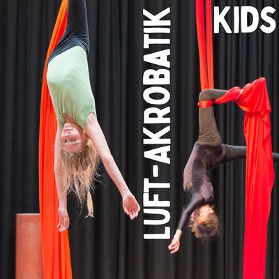 Luft-Akrobatik Kids