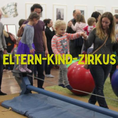 Eltern-Kind-Zirkus