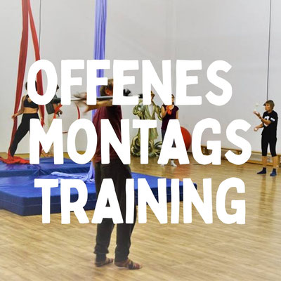 Offenes Montags Training