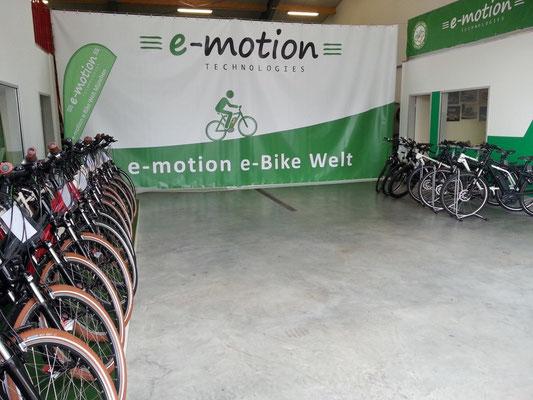 e-motion e-Bike Welt München West