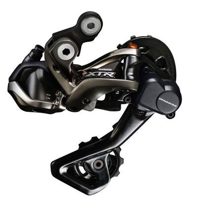 Elektronische Schaltung Shimano XTR Di2 mit elf Gängen im Stromer ST2 S
