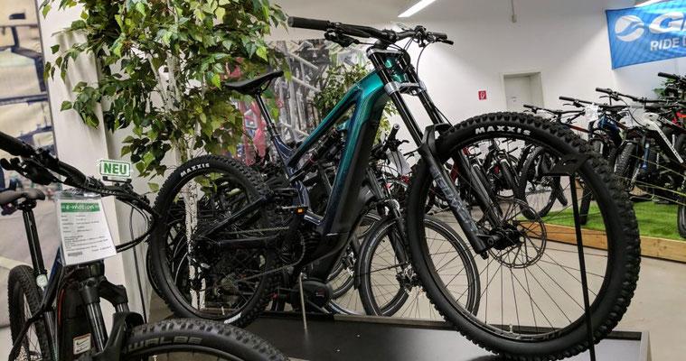 e-Bikes in Gießen leasen