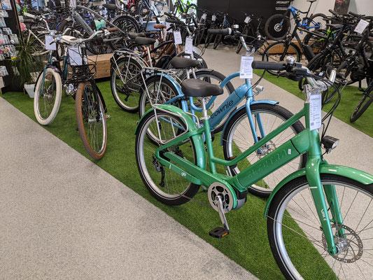 Die e-Bike Markenvielfalt in der e-motion e-Bike Welt Bremen kennenlernen