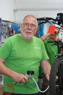 Wolfgang Geschermann e-motion e-Bike Welt Bonn