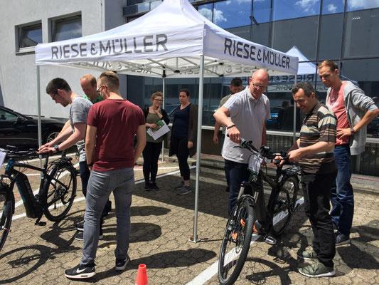 e-Bike Leasing: Erfolgreiche Zusammenarbeit mit EP Electronic Partner