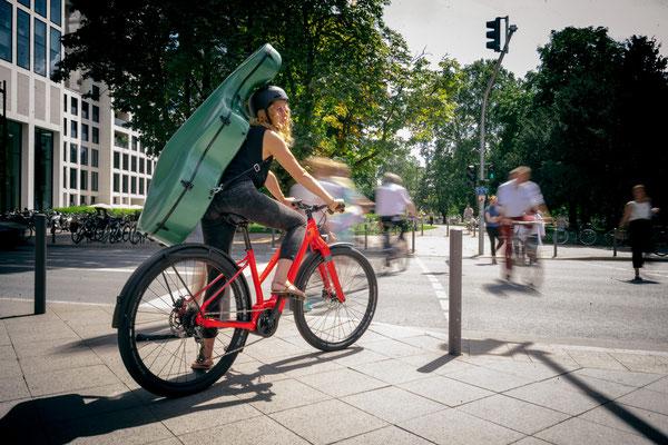 Cannondale Canvas Neo City e-Bike 2020