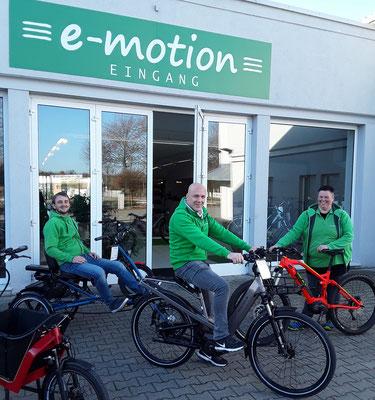 Trekking e-Bikes in Cloppenburg ansehen, probefahren und von unseren Experten beraten lassen
