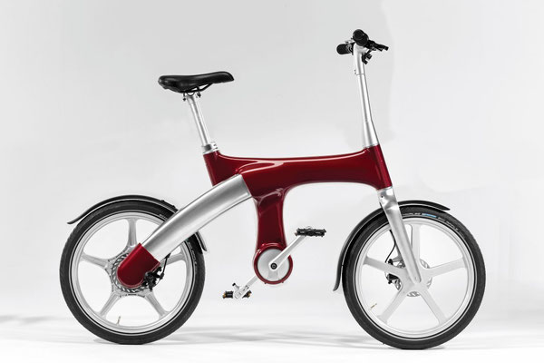 Mando Footloose IM e-Bike - rot