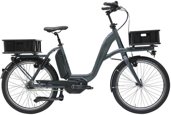 Unser Shop in Berlin-Mitte bietet eine Vielzahl an Lasten e-Bike Modellen an