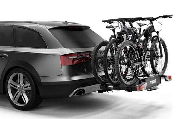Thule Heckträger zum e-Bike Transport