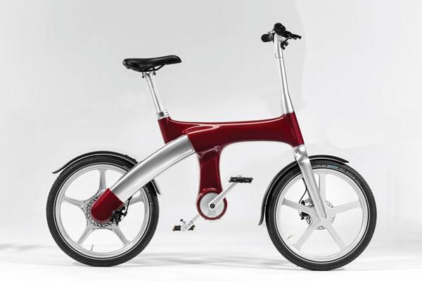 Mando Footloose IM e-Bike - rot