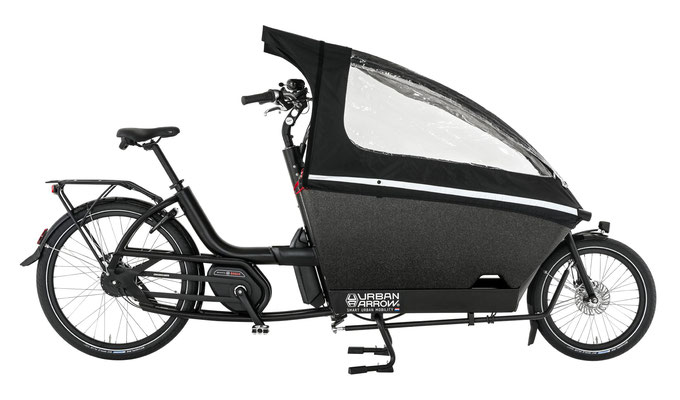 verschiedene Lasten e-Bike Modelle in der e-motion e-Bike Welt in Berlin-Mitte kaufen