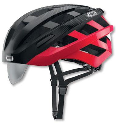 Verschiedene e-Bike Helme von ABUS in München West ansehen
