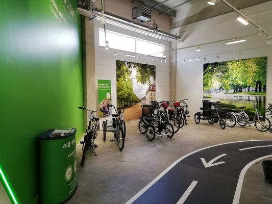 e-Bike Laden Hanau