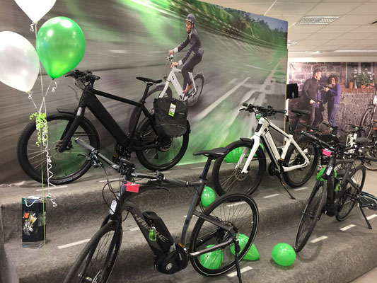 e-Bikes e-motion e-Bike Welt Nürnberg West
