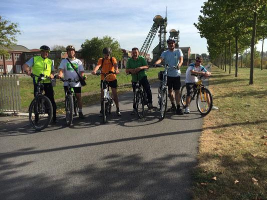 e-Cross Germany mit e-Bikes aus der e-motion e-Bike Welt Bielefeld