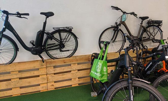 Beratung zu Haibike e-Bikes vom Experten in der e-motion e-Bike Welt Göppingen