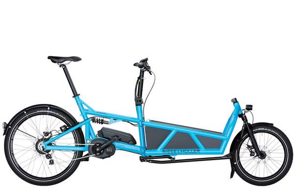 Verschiedene Arten von Lasten- und Cargo e-Bikes im Shop in Bremen kaufen