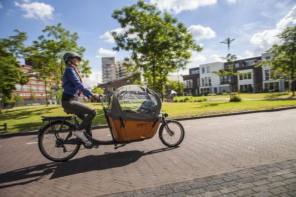 Babboe e-Bikes und Pedelecs im e-motion Premium-Shop Köln