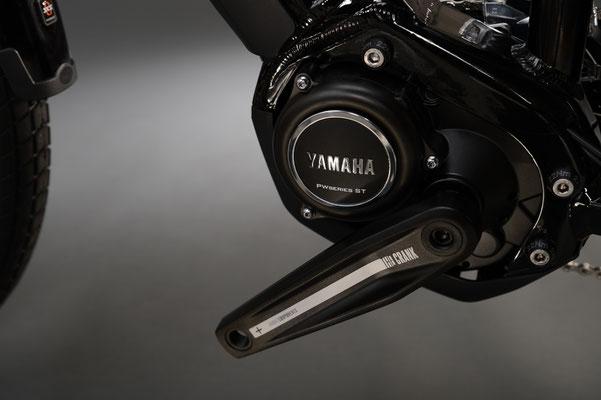Yamaha PW-ST Motor