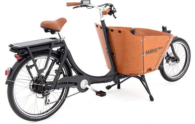 Babboe Mini- E Lastenfahrrad 2020