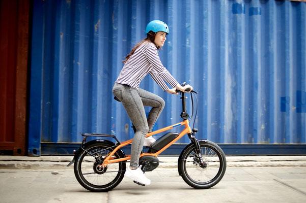 Riese & Müller Tinker Kompakt e-Bike schwarz 2020
