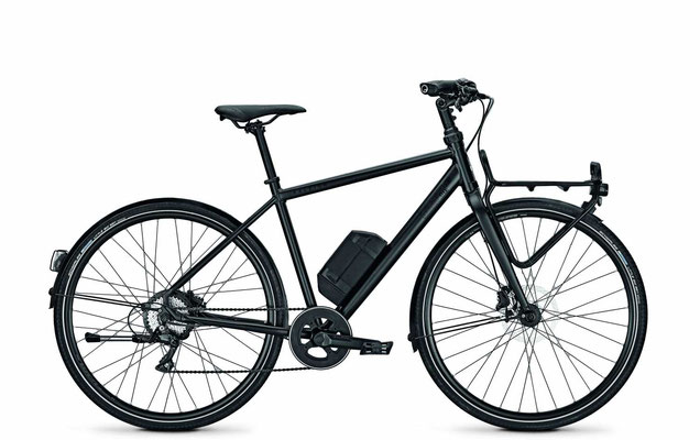 Raleigh e-Bike Neuheit Boston 2017