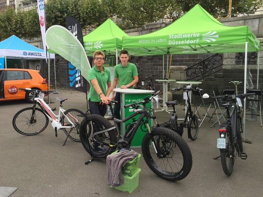 e-Cross Germany: Rallye mit e-Bikes