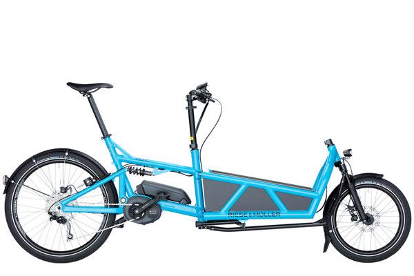 Entdecken Sie verschiedene Lasten e-Bike Modelle in Bremen