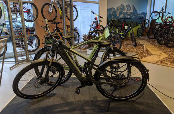 Beratung zu Focus e-Bikes vom Experten in der e-motion e-Bike Welt Göppingen