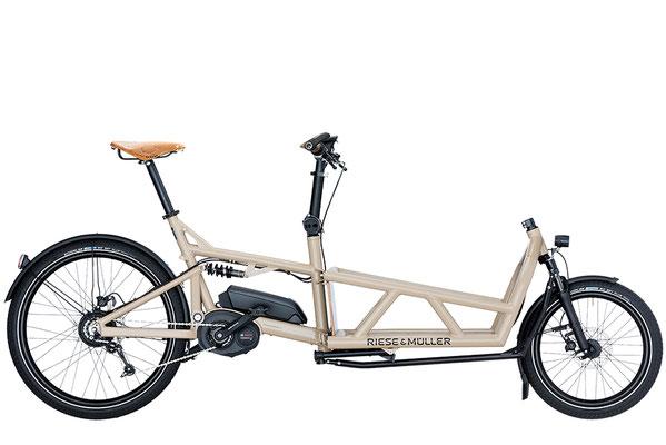 Lasten und Cargo e-Bikes im e-motion e-Bike Premium Shop in Velbert