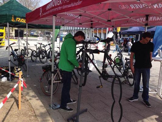 e-Bike Reparatur Hannover
