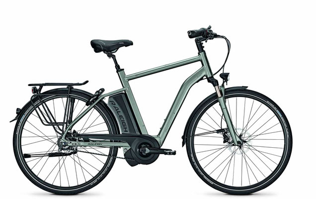 Raleigh e-Bike Neuheit Corby 2017