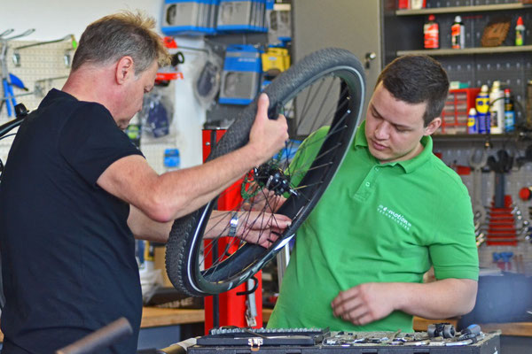 e-Bike Service Würzburg, e-Bike Inspektion, e-Bike Wartung, e-Bike Reparatur, Software Updates für e-Bikes