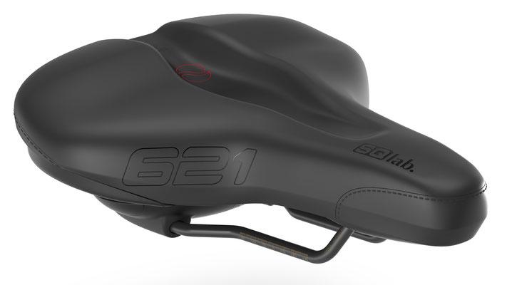 Ergonomischer e-Bike Sattel SQlab Ergolux active