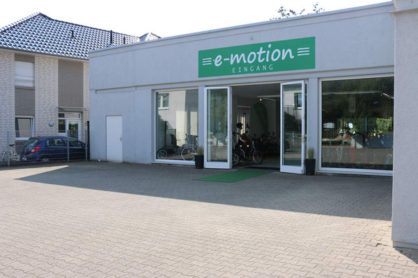 e-motion e-Bike Welt Cloppenburg