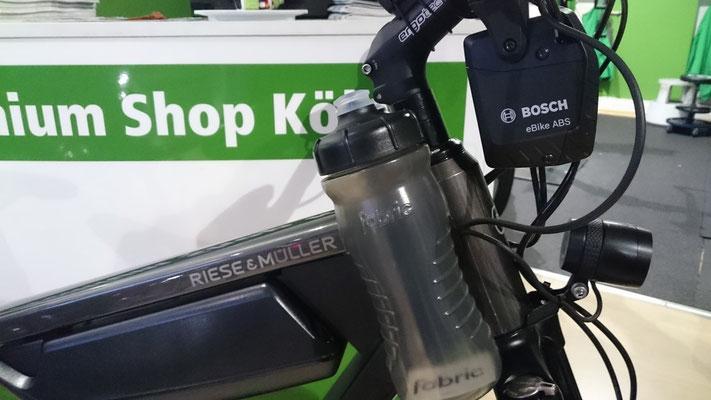 Riese & Müller Delite mit ABS erhältlich in Köln