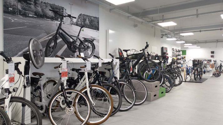 e-Bike Auswahl e-motion e-Bike Welt Bochum