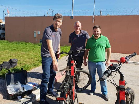 Der e-motion e-Bike Premium Shop Velbert zeigt wie Service geht