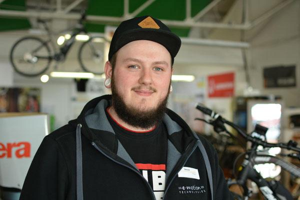 Unsere e-Bike Experten in der e-motion e-Bike Welt Saarbrücken