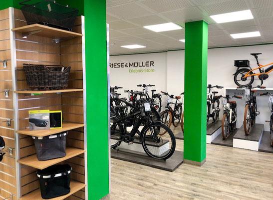 Pedelecs kaufen bei den Experten der e-motion e-Bike Welt Tönisvorst