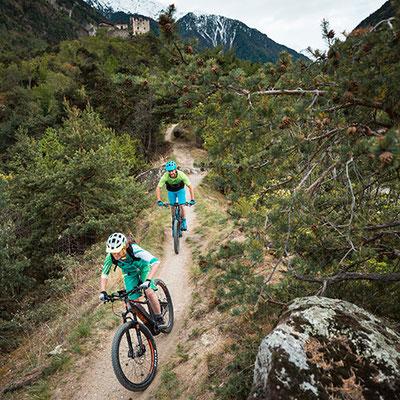 e-Mountainbikes für Frauen von LIV