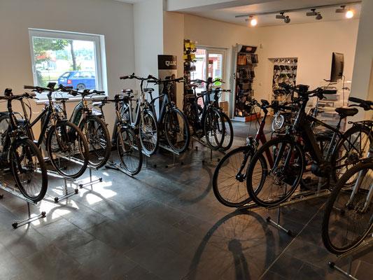Die e-motion e-Bike Welt in Hamburg 2020