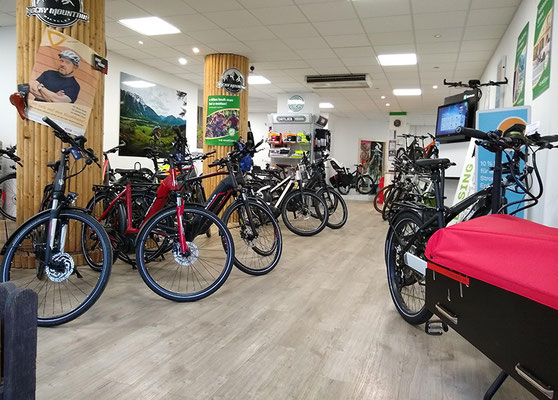 e-Bikes leasen in Herdecke