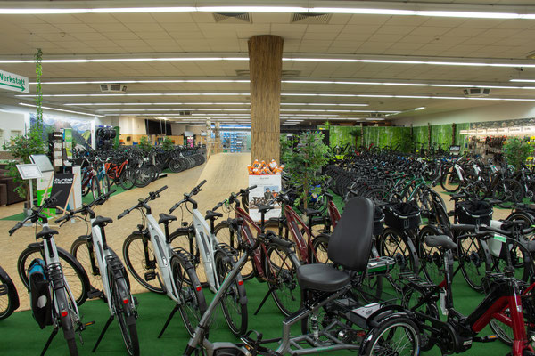 In Nürnberg e-Bikes Probefahren bei Ihrem e-Bike Händler