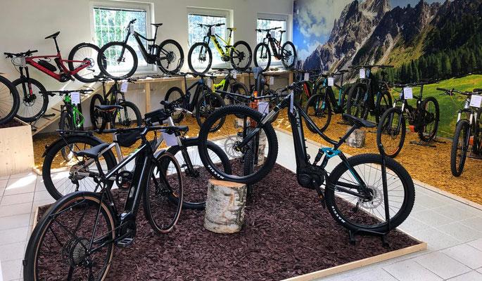e-motion e-Bike Welt Wien in Österreich
