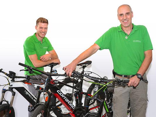 e-Bikes leasen in Herdecke bei ihrem e-motion e-Bike Experten